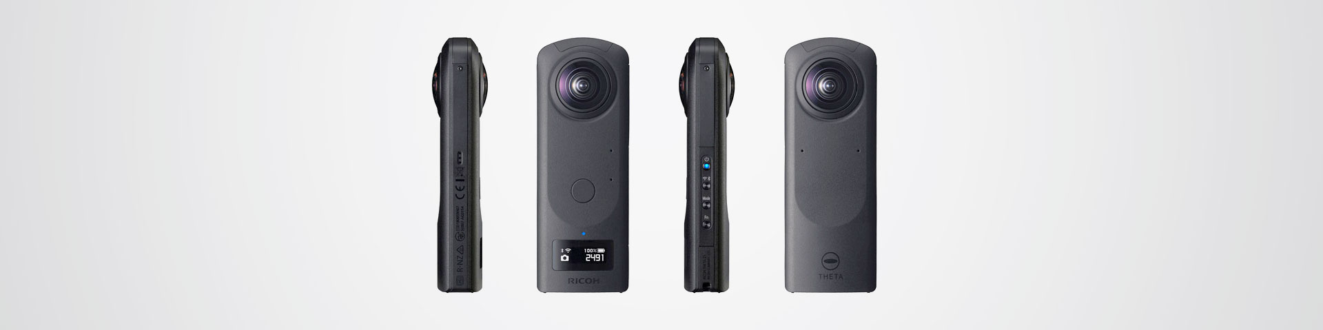 RICOH THETA Z1 - The flagship model