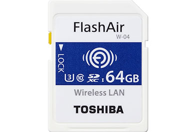 WG-6 FLASH AIR 64GB RICOH